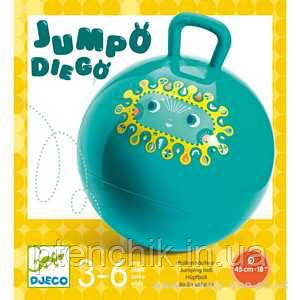 Пригающій м'яч Jumpo Diego Djeco