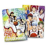 Дневник Баскетбол Куроко   Kuroko no Basket 01