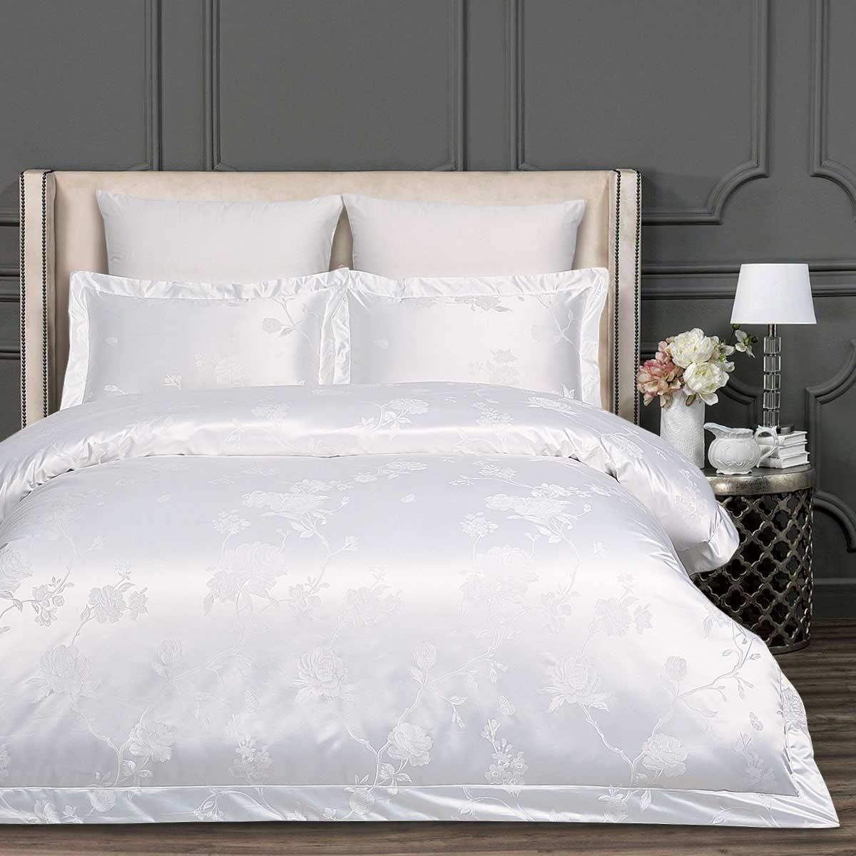 Двуспальный комплект постельного белья Arya Royalty Agota (TR1004140)