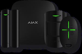 Комплект бездротової  сигналізації Ajax StarterKit (HUB KIT)