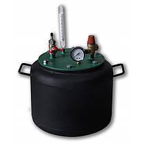 Автоклав для консервування газовий 7 л. б.