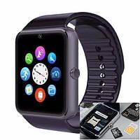 Smart Watch GT08 Умные смарт часы розумний годинник телефон смарт воч apple гт08 Корея не Китай с сим а1 a1, фото 1