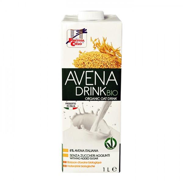Напиток овсяный органический La Finestra sul Cielo 1л
