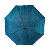 Зонт-трость чоловічий механічний INCOGNITO FULS617-black-watch, фото 2