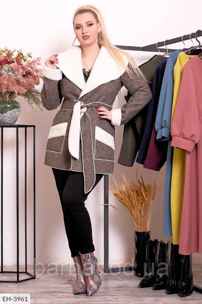 Пальто жіноче на осінь 42, 44, 46 розмір