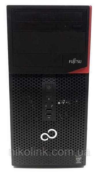 Компьютер Fujitsu Esprimo P410 MT (i3-3220 / память 8GB / новый SSD 120GB) – Б/У
