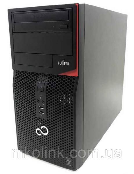 Компьютер Fujitsu Esprimo P410 MT (i7-2600 / память 8GB / диск HDD 500GB) – Б/У