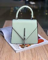 Женская сумка конверт бирюза, фото 1
