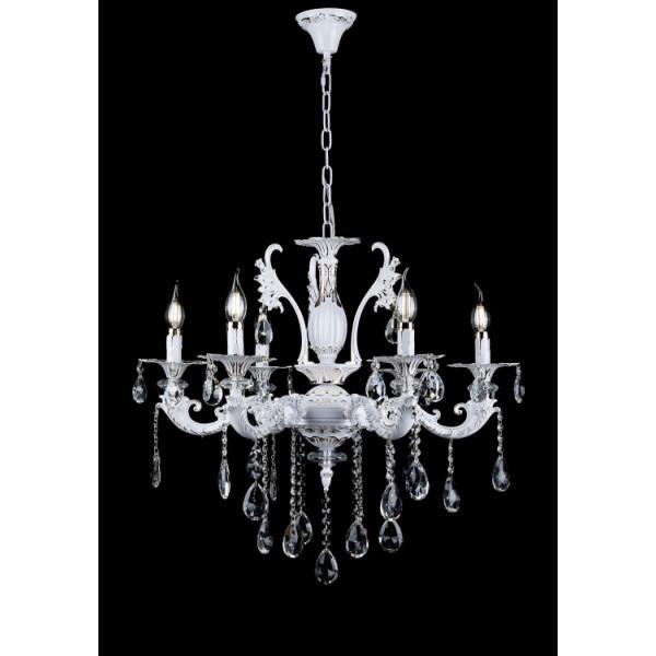 Классическая люстра с хрусталем Splendid-Ray 30-3925-82
