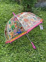 Зонт прозрачный Лес Djeco