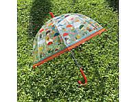 Зонт прозрачный Под дождём Djeco