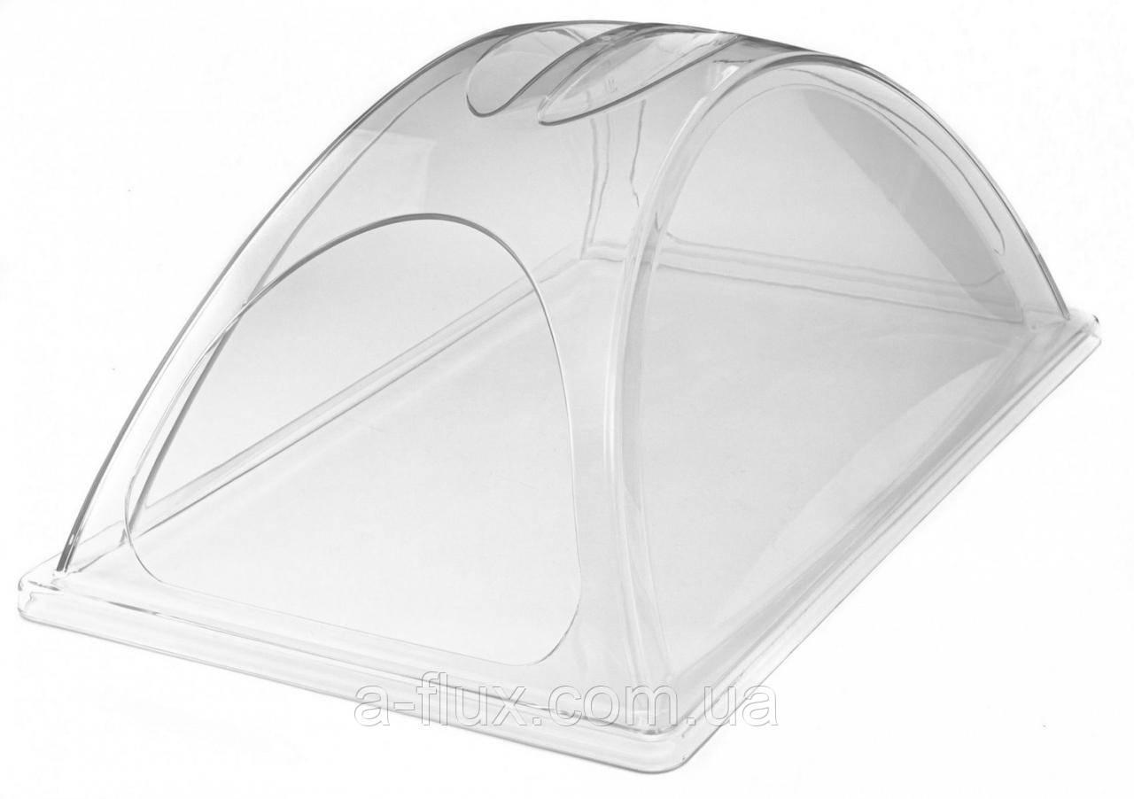Крышка колпак с отверстиями, поликарбонат 540*330*230 мм