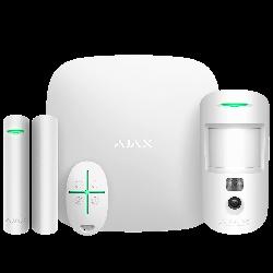 Комплект сигнализації Ajax StarterKit Cam