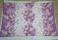 Теплое одеяло полуторное Лери Макс наполнитель силикон