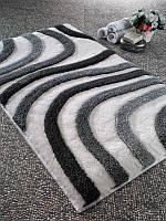 Коврик для ванной Confetti - Sardes gri (серый) 60х100