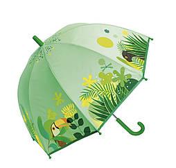 Зонт тропический мир Djeco
