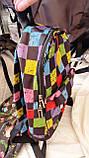 Молодежные спортивные рюкзаки (АССОРТИ)21x28см, фото 7