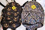 Молодежные спортивные рюкзаки (АССОРТИ)21x28см, фото 2