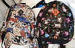 Молодежные спортивные рюкзаки (АССОРТИ)21x28см, фото 6