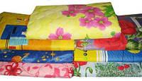 Одеяло полуторное Лери Макс наполнитель синтепон в разных окрасах