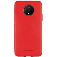 Противоударный Чехол накладка Molan Cano Smooth NEW для OnePlus 7T Красный