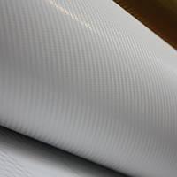 Карбоновая пленка 4D белая Catpiano 1,52 м