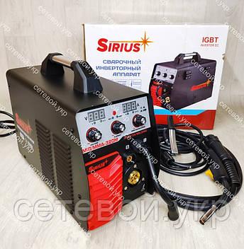 Сварочный полуавтомат Sirius 320 A, фото 2