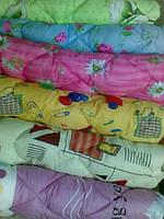Одеяло полуторное Лери Макс наполнитель синтепон - все окрасы