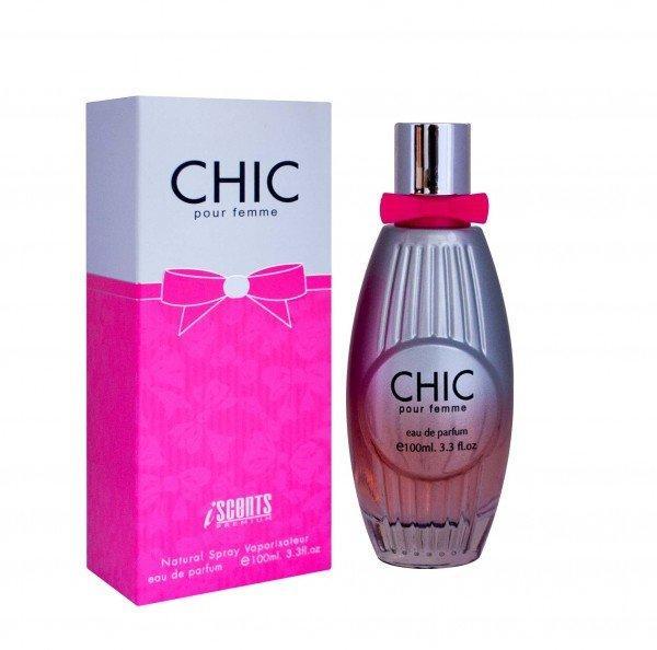 Парфюмированная вода для женщин  I Scents Chic 100мл  (MM32409)