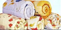 Тепле двоспальну ковдру Лері Макс наповнювач синтепон