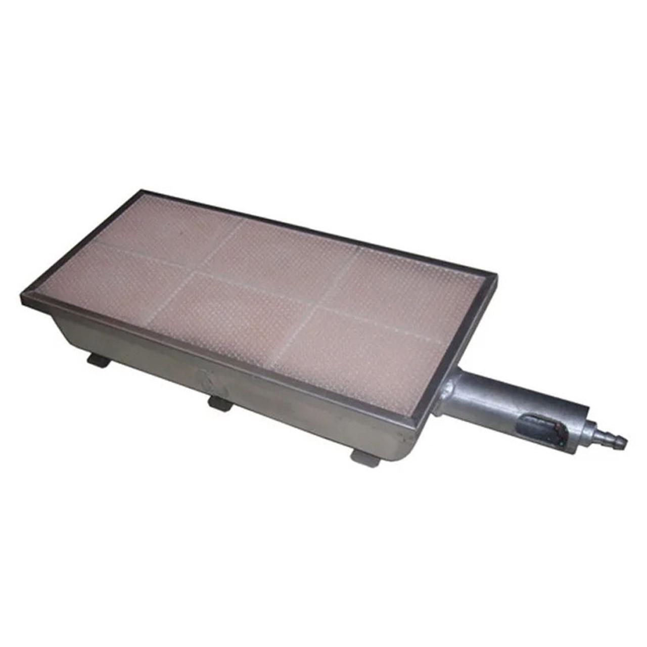 ІК пальник на пропані і природному газі 9 кВт