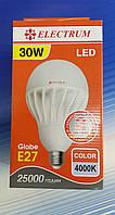 Светодиодная лампа LG-30 30W E27, фото 1