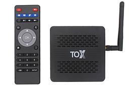 Ugoos TOX1 4/32, Amlogic S905X3, Android 9, Smart TV Box, Смарт ТВ Приставка