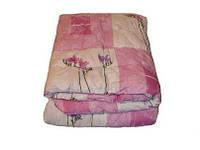 Одеяло из овечьей шерсти полуторное Лери Макс фрейзия