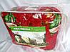Ковдра Євро розміру Лері Макс наповнювач овеча шерсть - червоні троянди