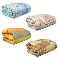 Ковдра тепле Євро розміру Лері Макс наповнювач овеча шерсть - різні кольори