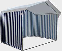 Палатка торговая 2.5 х 2 (м) на 4 опорах