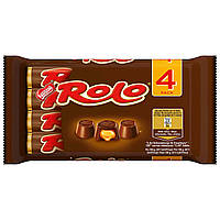 Шоколадные конфеты Rolo 4 Pack 166 g