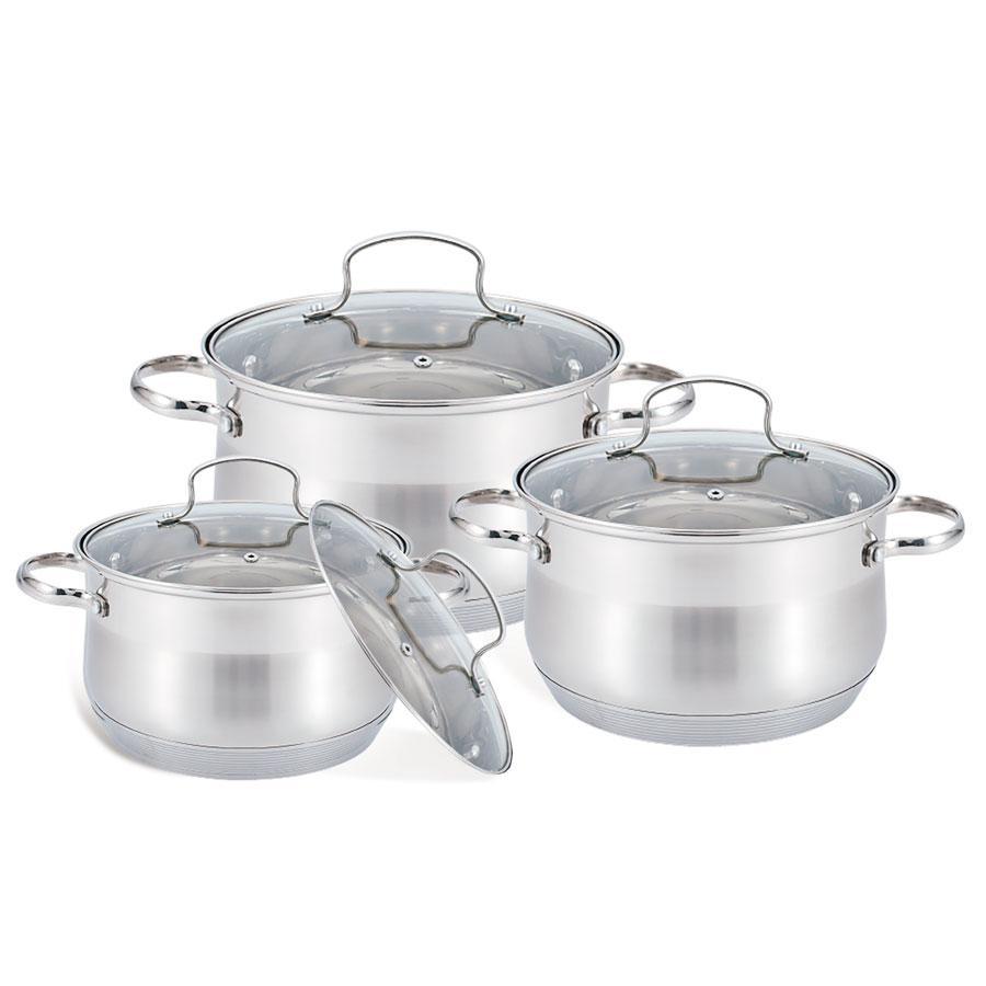 Набор посуды Maestro MR-3512-6M (6 предметов)