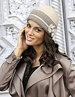 Красивая шапка от Kamea - Agnes.