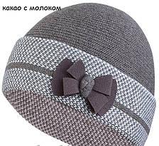 Красивая шапка от Kamea - Agnes., фото 3