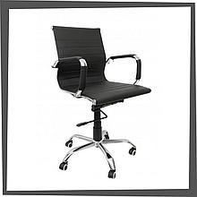 Кресло офисное Bonro B-605 чорное