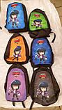 Молодежные рюкзаки с супергероями Brawl Stars (6цветов)27х38см, фото 2