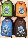Молодежные рюкзаки с супергероями Brawl Stars (6цветов)27х38см, фото 5