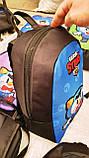 Молодежные рюкзаки с супергероями Brawl Stars (6цветов)27х38см, фото 6