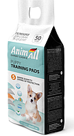 Пелюшки для собак AnimAll преміум 60х60 см /50 штук