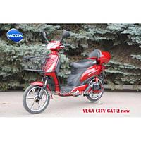 Электровелосипед  новая модель Vega CITY CAT 2