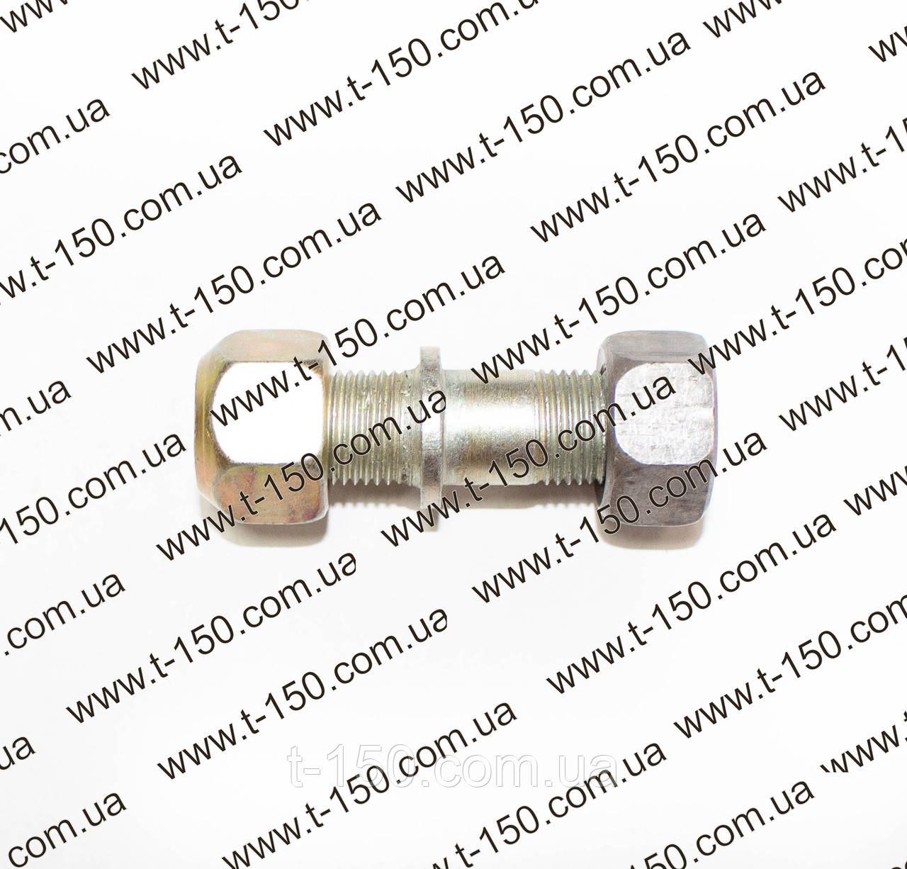 Шпилька 2ПТС-4 с гайками М18х1.5 (прав)