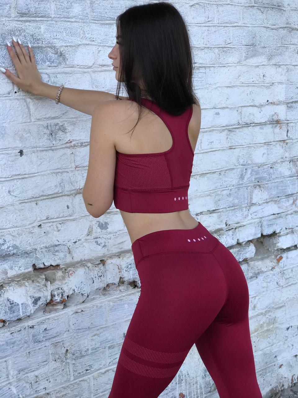 Женская компрессионная одежда 2в1 РАЗМЕР - S