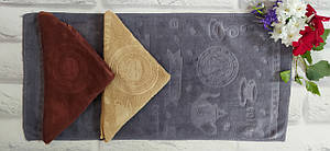 Полотенце кухонное микрофибра 50х25 см